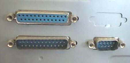 Come individuare la porta parallela - Notebook con porta parallela ...